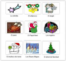 Słownictwo Święta w Hiszpanii